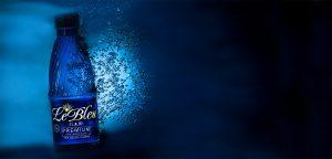 Le Bleu Distilled Water